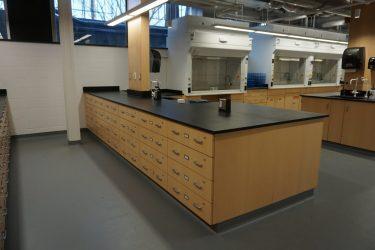 Rutgers University Chemistry Lab- Camden, NJ