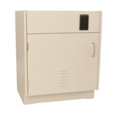 closed door pump specialty cabinet