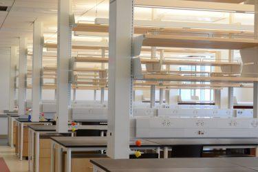 Custom Ceiling Umbilicals- Rowan University, Camden
