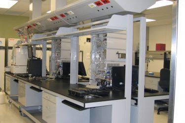 Overhead Service Carrier, Pharmaceutical Lab- Pennsylvania