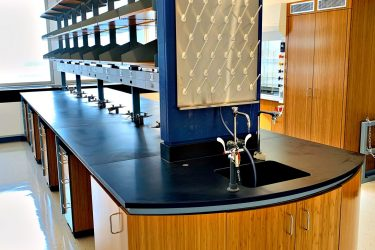 Columbia University Fairchild Building Research Laboratory