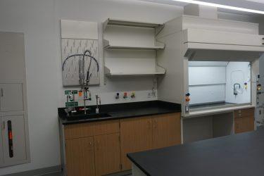 Swarthmore College- Singer Hall Lab
